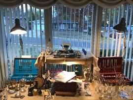 Assorted Antiques And Collectibles