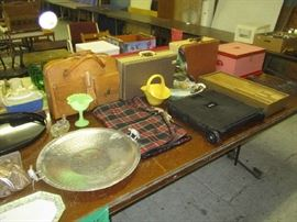 CASES AND HOUSEHOLD ITEMS