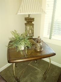 great end tables and lamps