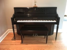 Charles R. Walter console piano       $3500.00                           available for pre-sale                                                                                 excellent condition