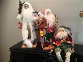 Lynn Haney Santas