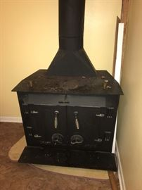 Craft Stove Cast Iron Stove