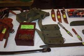 WW1 & WW2 items