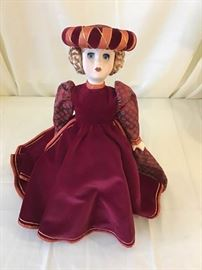 Kasha Doll from Poland