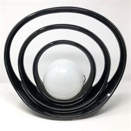 Hand Fired Glazed Designer Ceramic Lamp