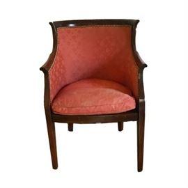 Antique Sheraton Armchair