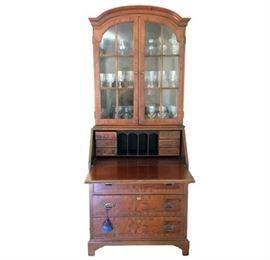 Vintage Maddox Secretary Desk