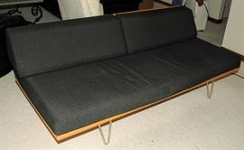 MODERNICA CASE STUDY DAY BED WITH HAIRPIN LEGS