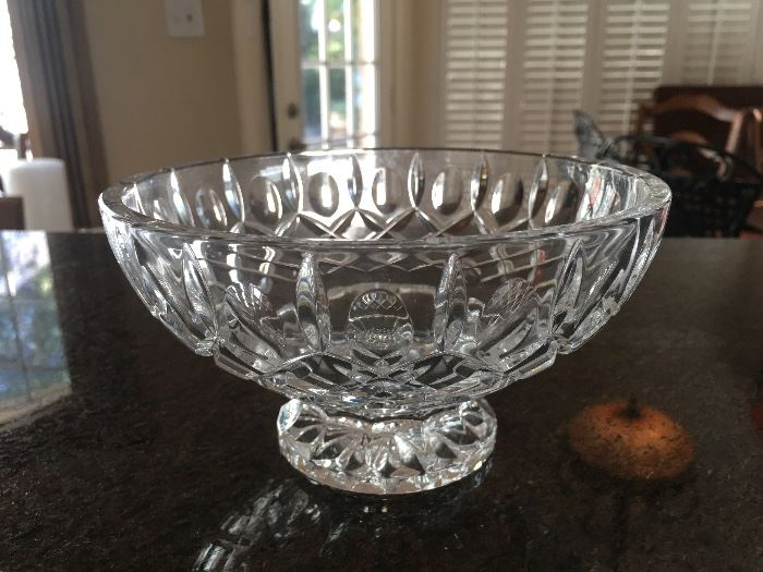 Waterford Open Fruit Bowl