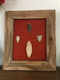 Texas Arrowheads
