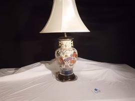 Gorgeous Oriental Lamp