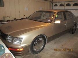 1996 Lexus       88,500 miles   $5,000.00 or best offer