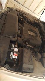 Lexus engine