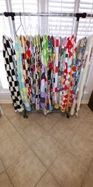 Large selection of Quilts.
