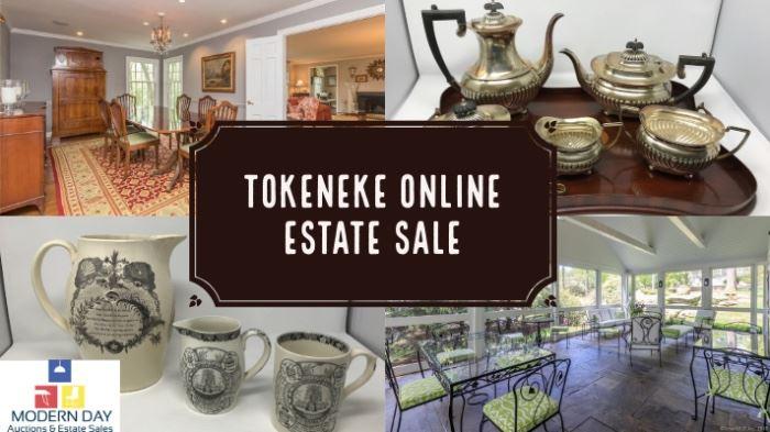 Tokeneke Sale