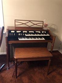Organ $200.