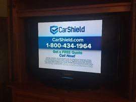 Samsung flat screen TV $200
