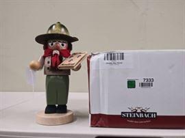 Steinbach Chubby Boy Scout Nutcracker..