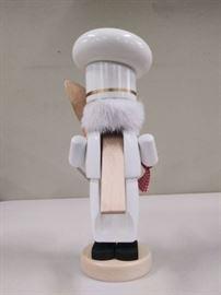 Steinbach Chubby Cook Nutcracker.