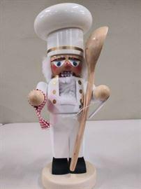 Steinbach Chubby Cook Nutcracker