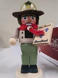 Steinbach Chubby Boy Scout Nutcracker
