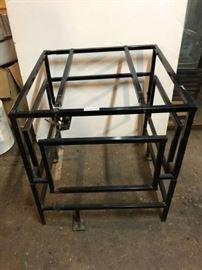 Exterior AC Safety AntiTheft Cage.
