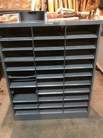 Steel Master File cabinet