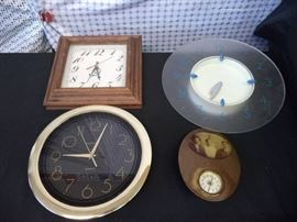 1 4 Clocks