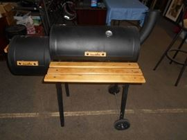 Backyard Smoker Grill