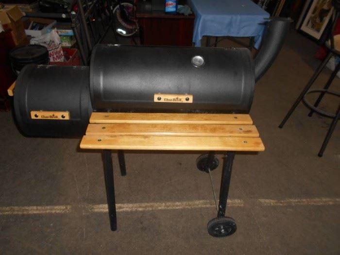 Backyard Smoker Grill