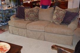"High Quality Upholstered Sofa 8' Long X 44"" Deep"