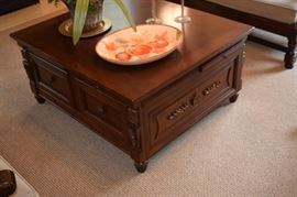 "Square Coffee Table 36"" Square X 19"" T"