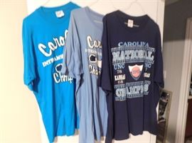 UNC Intramural Champion T-Shirts