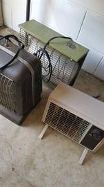Space Heaters - vintage