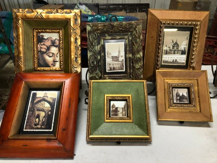 more frames