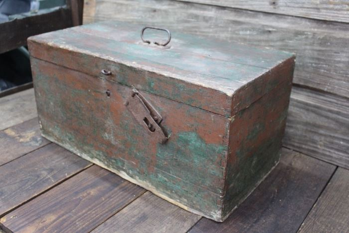 Hungarian Trunk-over 100 years old