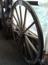 Wagon wheel https://ctbids.com/#!/description/share/65076