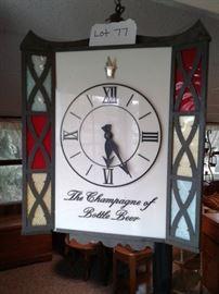 Miller High Life clock/light https://ctbids.com/#!/description/share/65324