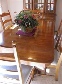 6 Seating Dining Room Table