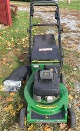 John Deere JE 75 Electric Start Push Mower