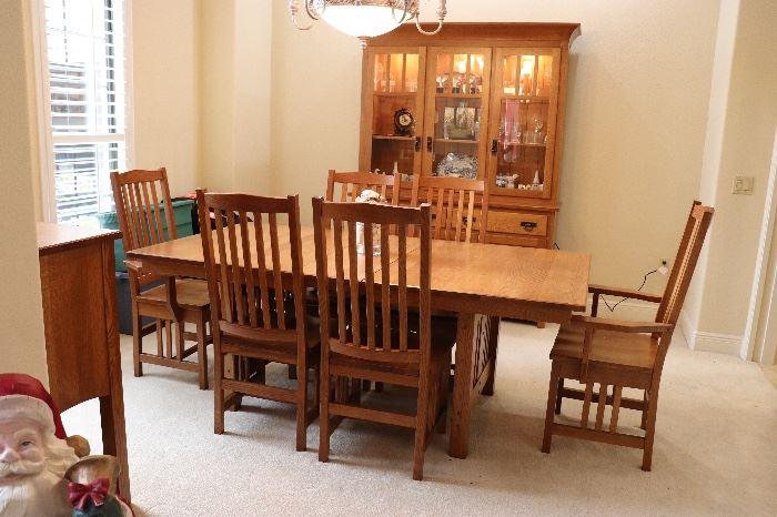 Amish quality furniture.