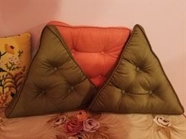 vintage pillows