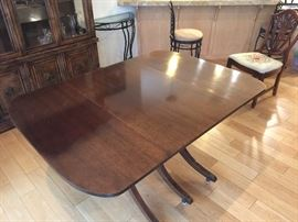 Top of table - excellent condition