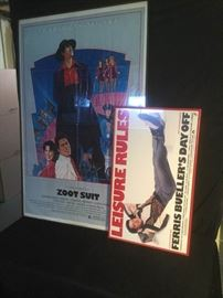 02 Framed Movie Posters
