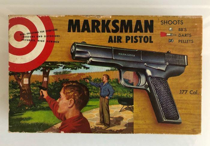 vintage air pistol