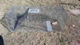 Small Rodent Trap approx 3'