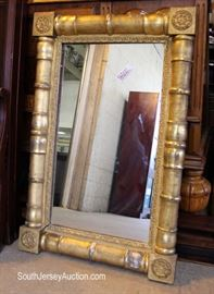 One of Several Carved Decorator Mirrors  Located Inside – Auction Estimate $50-$300