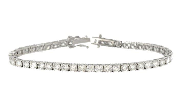 Diamond Tennis Bracelet