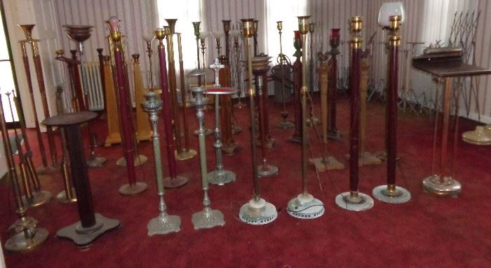 Lamps Lamps and More Lamps !!!