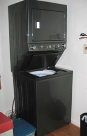 Stacking washer/dryer...gas